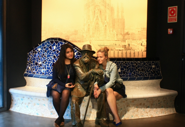 Avec Gaudi