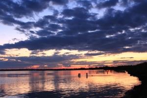 Sunset à NY