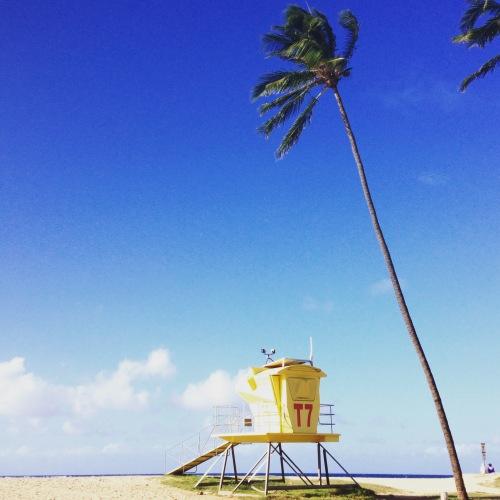 hawaii maui plage